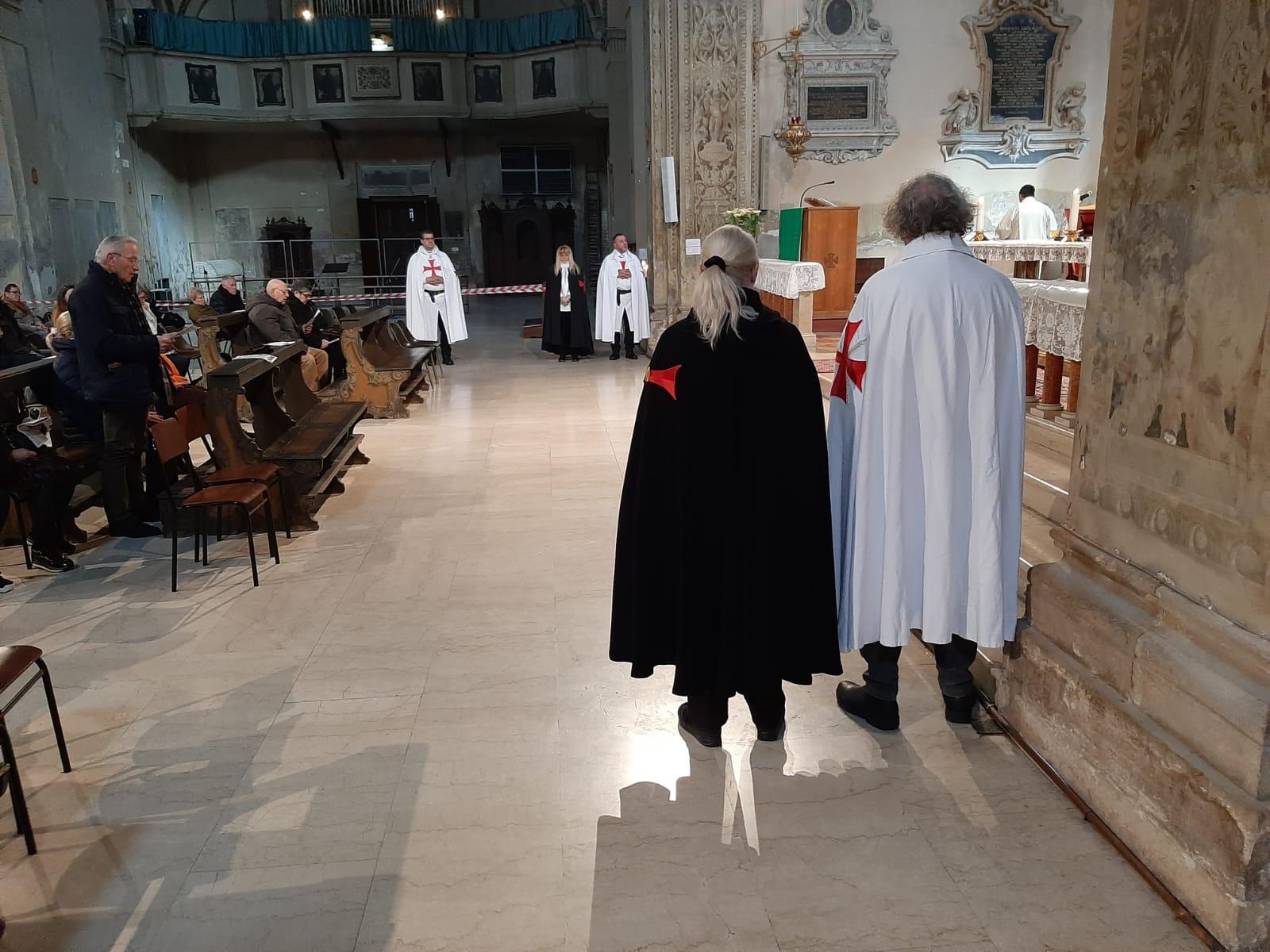 Santa Messa nella Basilica di San Francesco a Ferrara 19.01.2020
