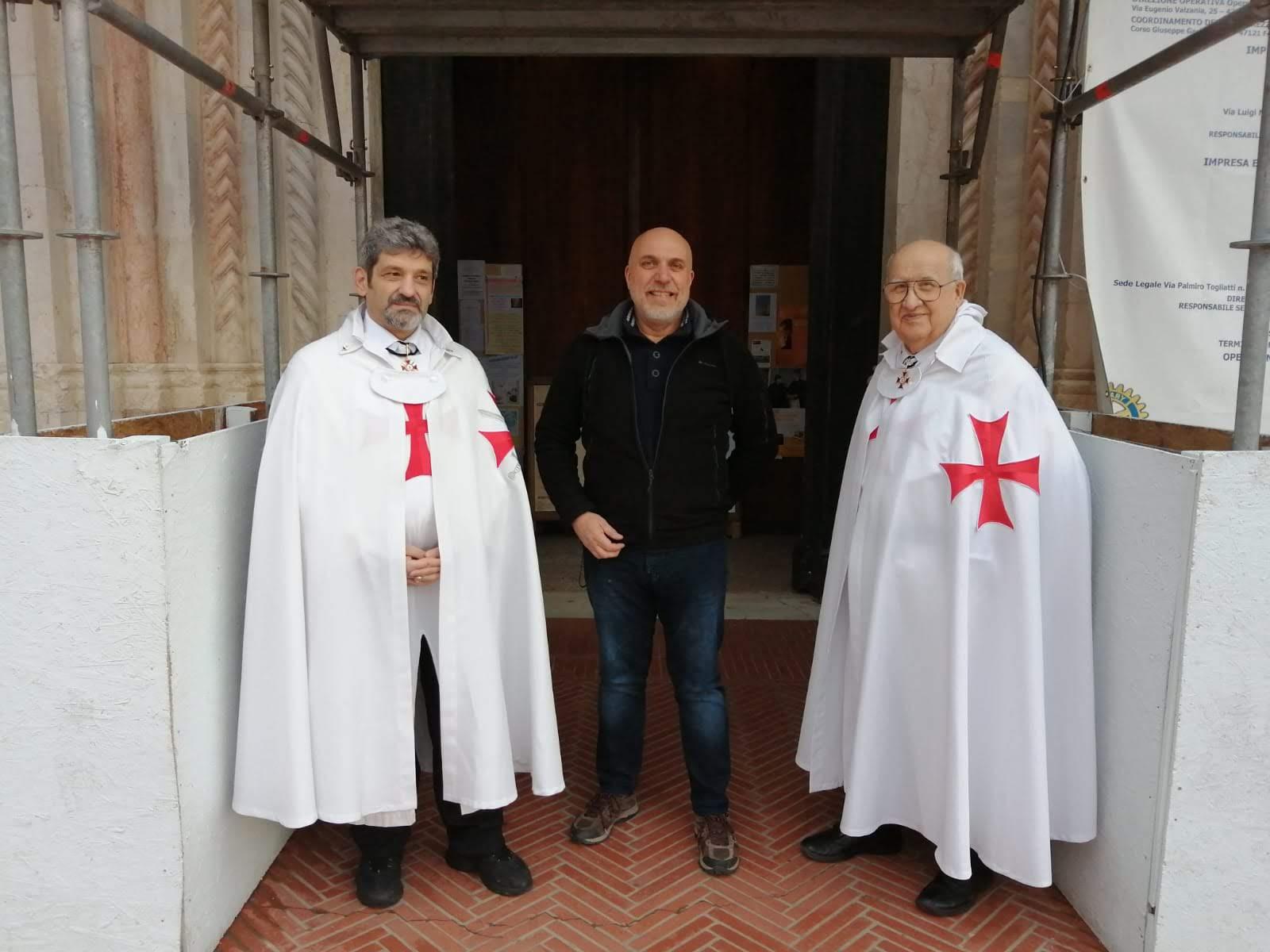 Turno di custodia – Abbazia di San Mercuriale – Forlì (FC) 19.01.2020