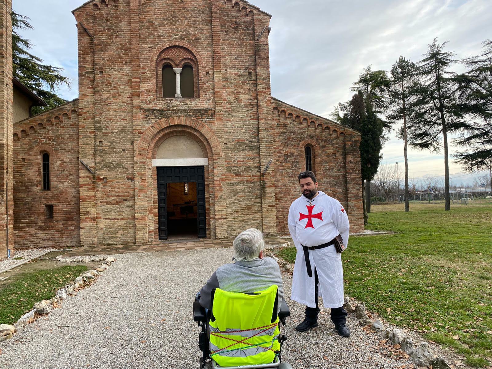 Turno di custodia – Pieve di Santa Maria in acquedotto – Forlì 19.01.2020
