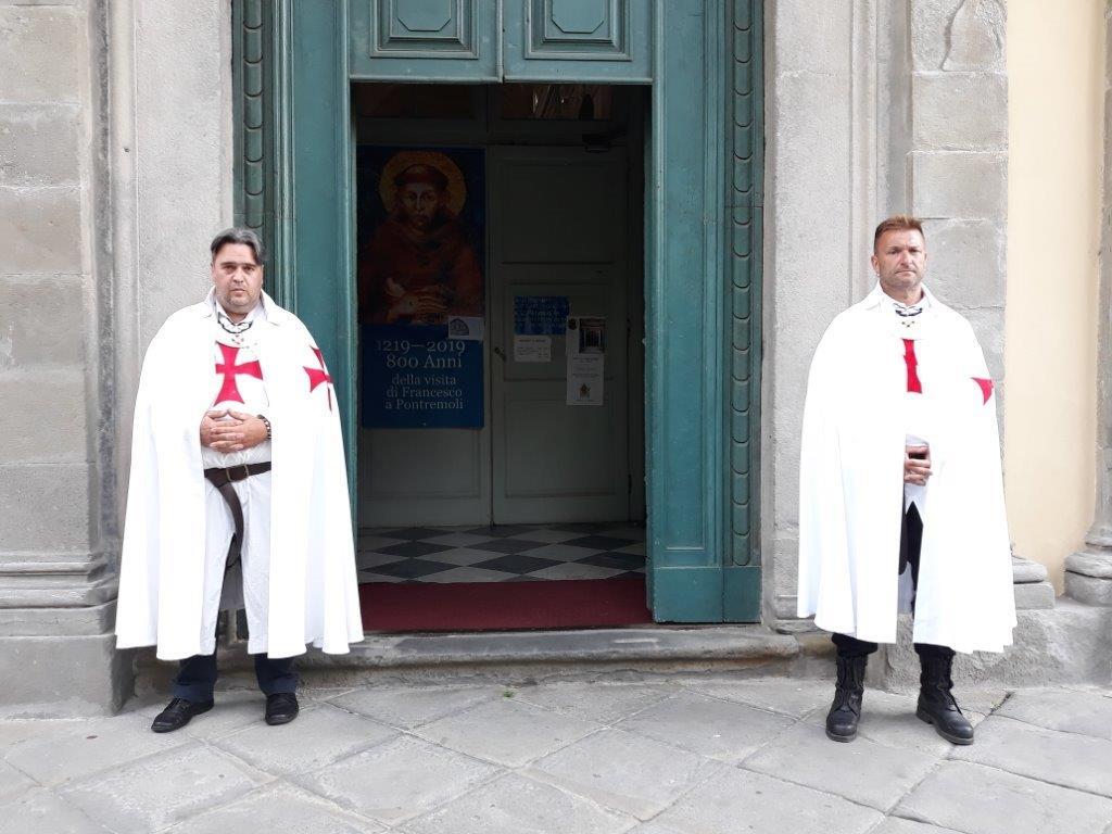 Accoglienza della reliquia del sangue di Cristo a Pontremoli (MS) 14 giu 2019