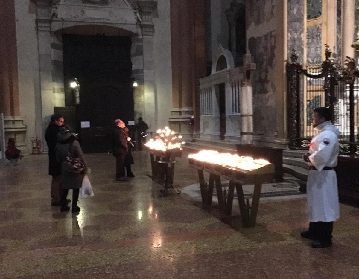 Custodia della Basilica di San Petronio a Bologna  19 – 20 Gennaio 2019