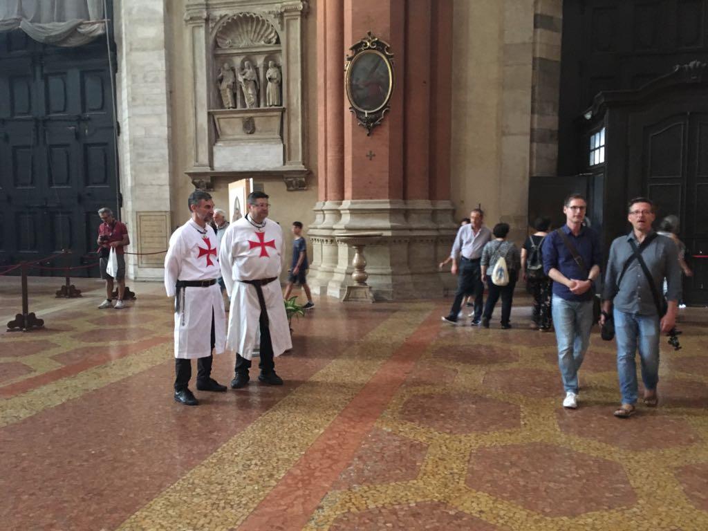Custodia della Basilica di San Petronio a Bologna – 22 e 23 Set 2018