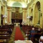 Templari nella Chiesa Collegiata di San Lorenzo Martire - Montecosaro (MC)