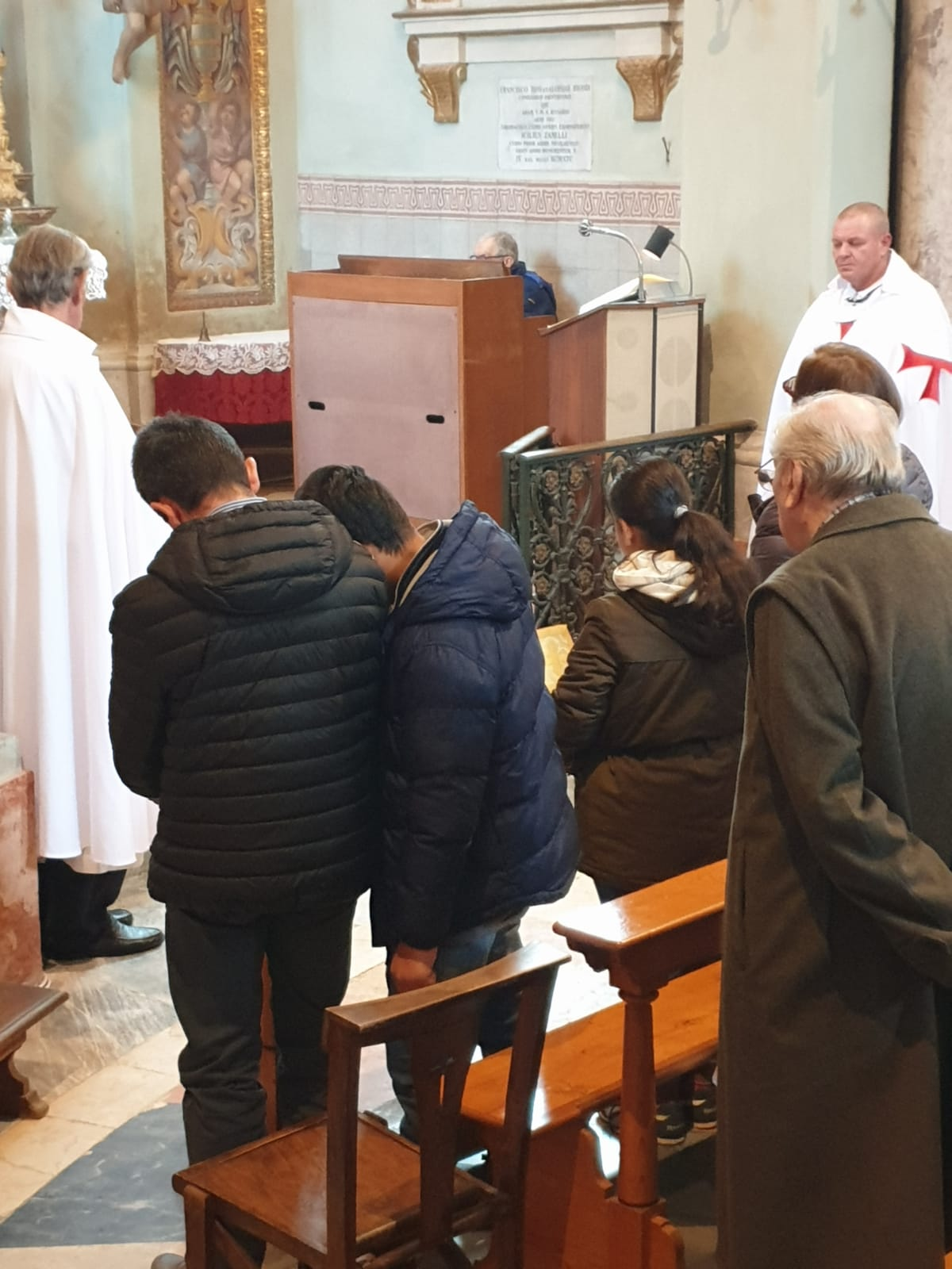 Turno di custodia – Chiesa di San Domenico Imola (BO) 24.11.2019