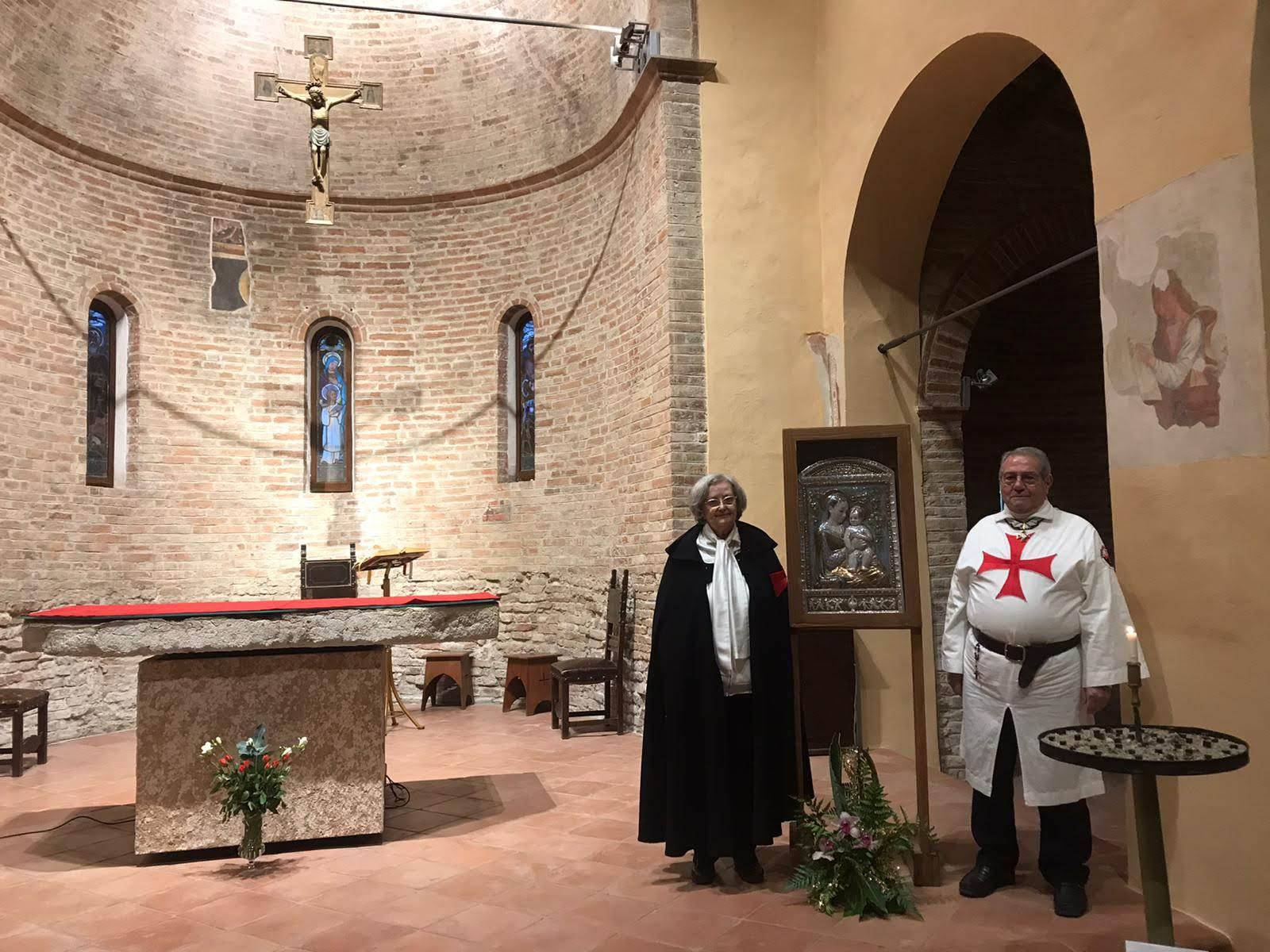 Turno di custodia – Pieve di Santa Maria in acquedotto – Forlì 24.11.2019