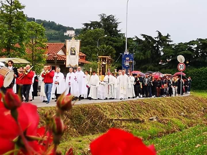 Santa Rita maggio 2019 Coccaglio (BS)