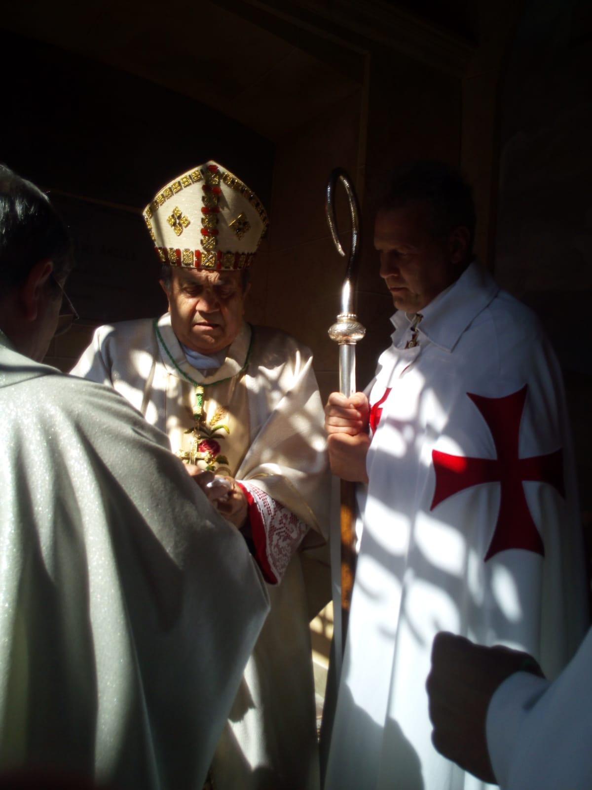 Madonna di Fatima Zone (BS) con sua Eccellenza Mons. Domenico Sigalini