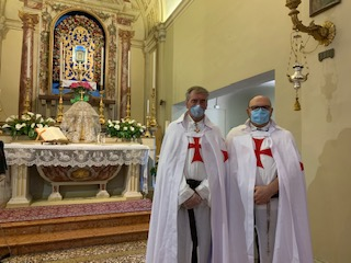 Custodia e Santa Messa – Chiesa di San Domenico – Pontesanto – Imola (BO) 26 apr 2020