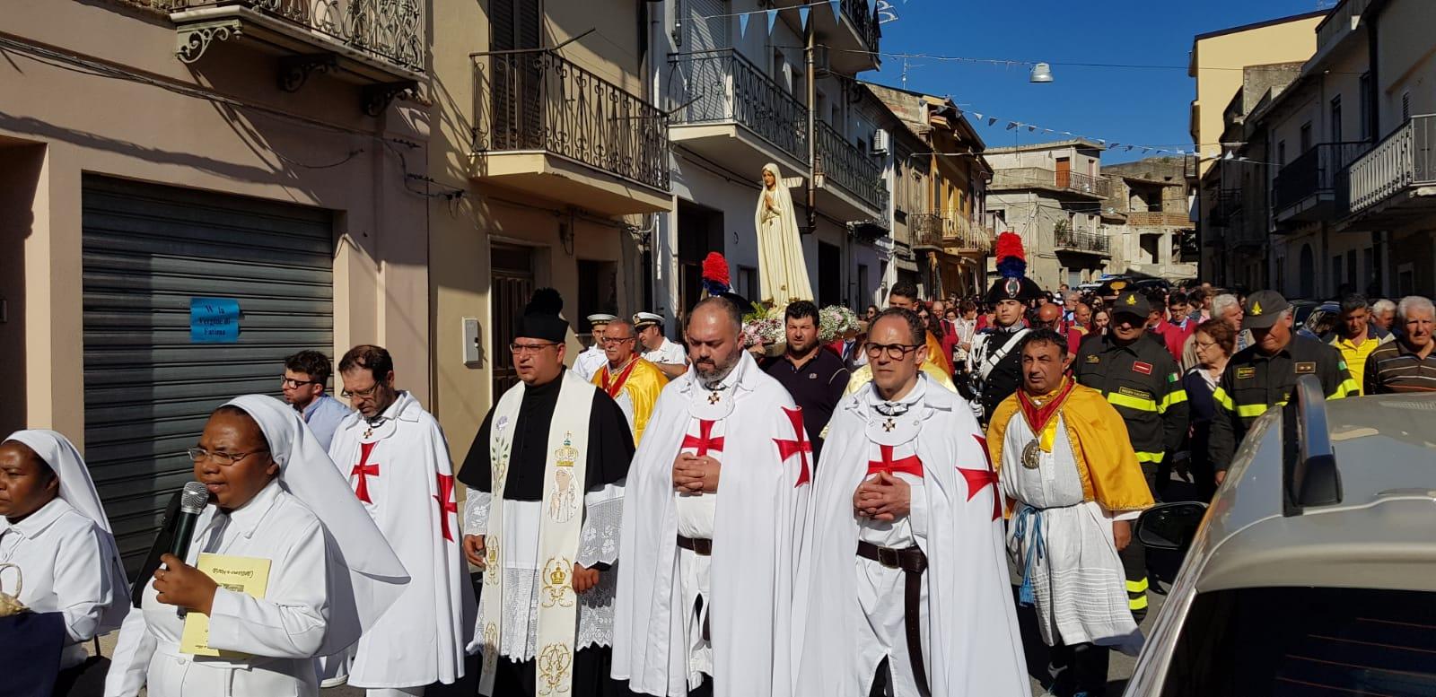 Presidio Madonna Pellegrina di Fatima, Siderno Superiore