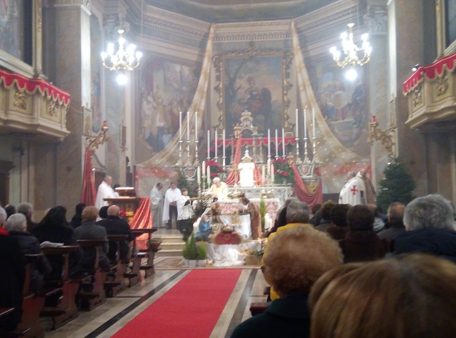 Santa Messa di Natale 2018 – Cigole (BS)