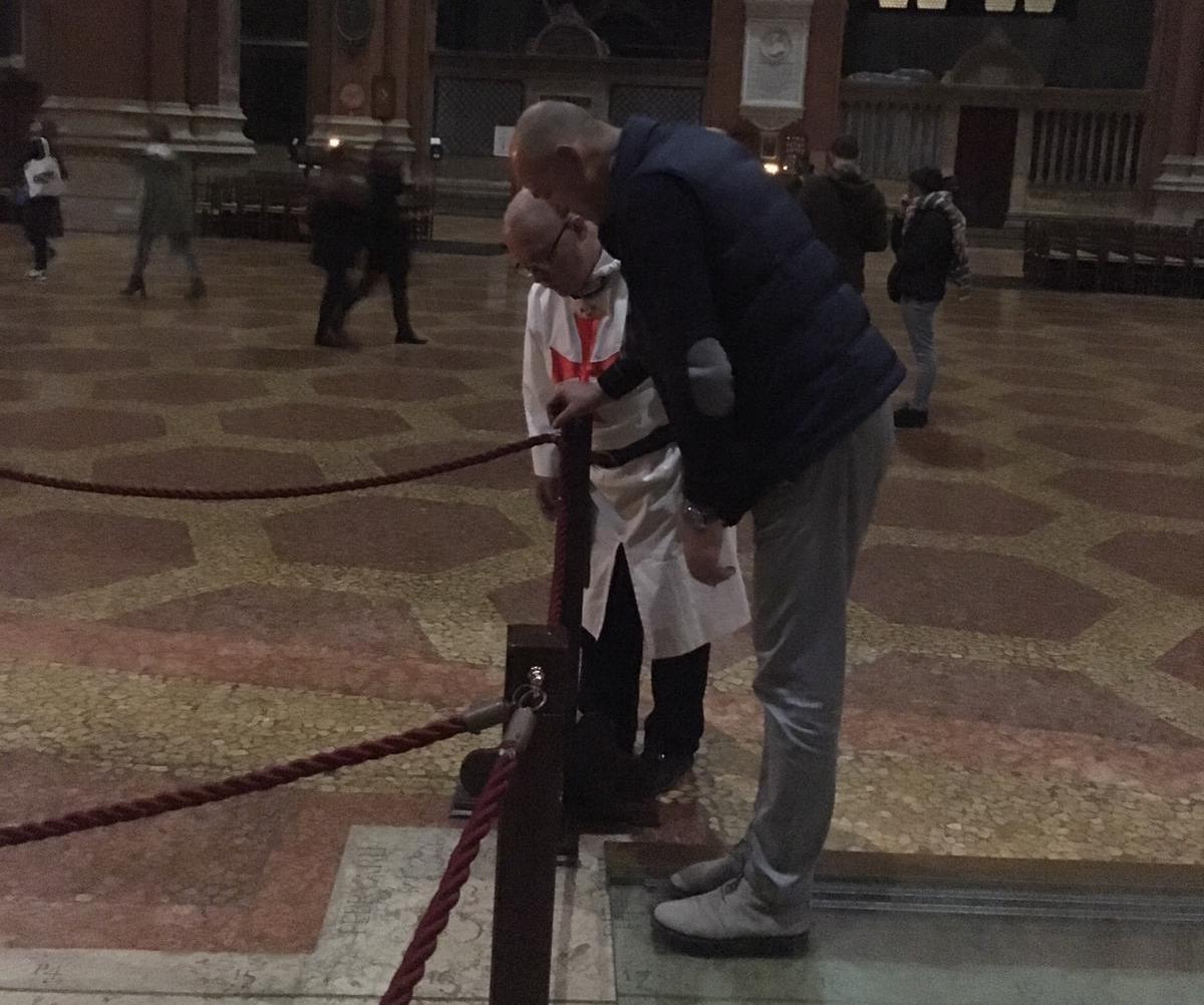 Custodia della Basilica di San Petronio a Bologna  10 – 11 Novembre 2018