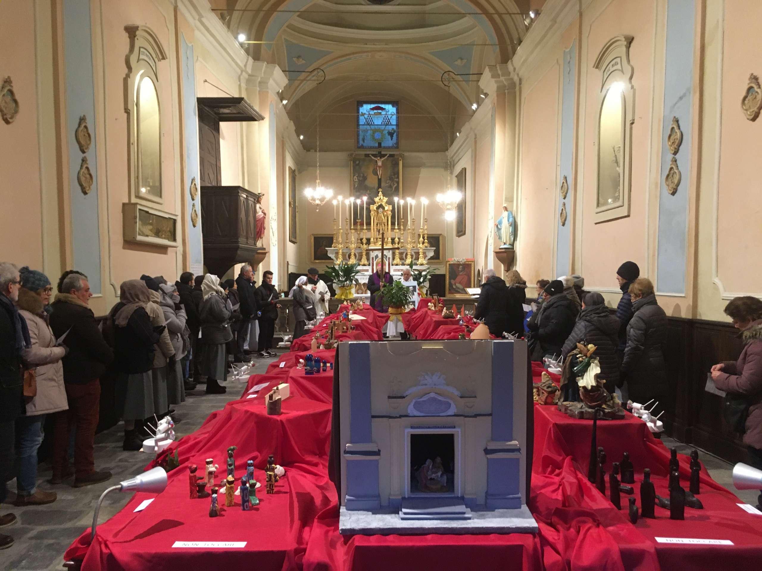 Prozession anläßlich der Rogation in SUSA (TO) mit S. E. Erzbischof Cesare NOSIGLIA 2020