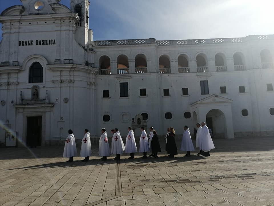 Camminata silenziosa e Santa Messa nella Basilica Minore Pontificia della Madonna del Pozzo in Capurso (BA)