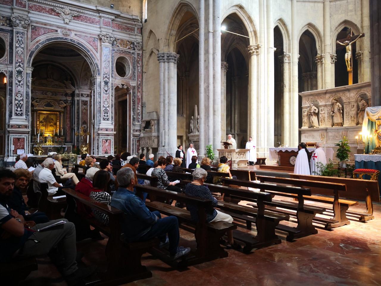 Resultado de imagen para misa basilica menor san lorenzo