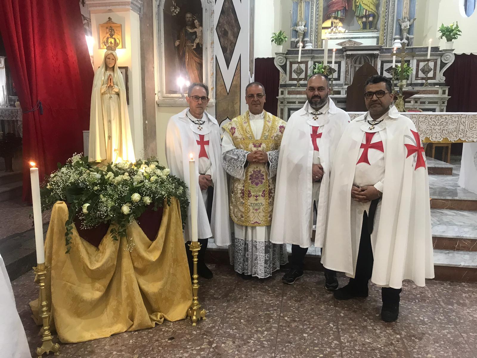 Accoglienza Madonna Pellegrina di Fatima
