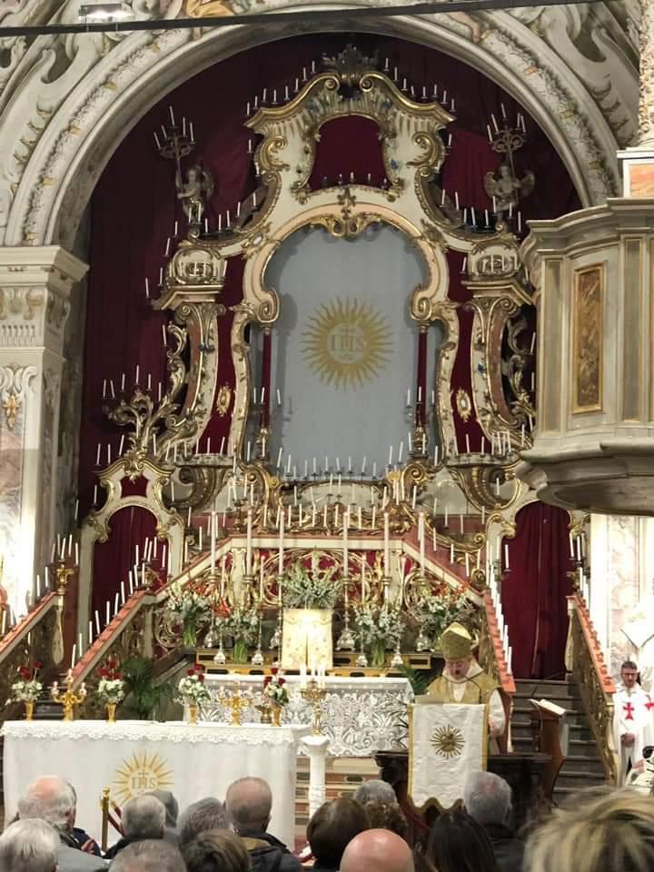 Santa Messa inizio tridui a Rodengo Saiano