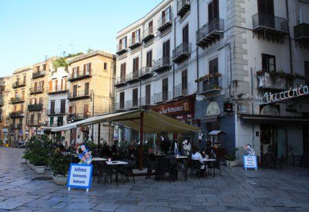 Palerme - Piazza San Domenico