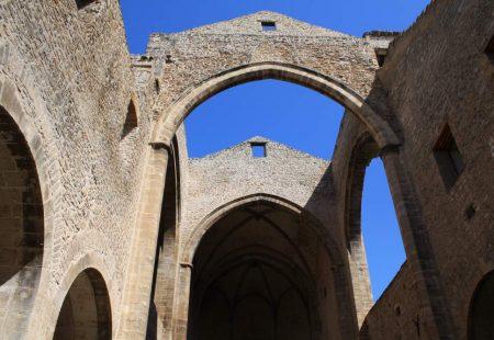 Palerme - Eglise Santa Maria dello Spasimo