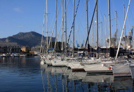 Le Port de Plaisance de Palerme