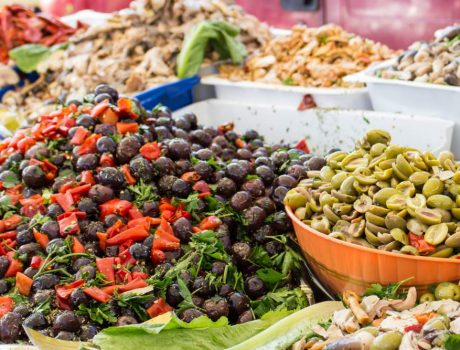 Séjour Oenogastronomique en Sicile - Olives
