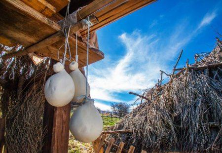 Séjour Oenogastronomique en Sicile - Fromage Caciocavallo