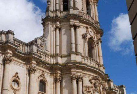 La Sicile Baroque - La cathédrale de Modica