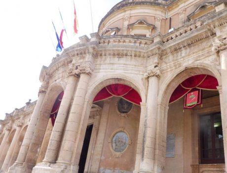 La Sicile Baroque - Noto - Theatre de Noto
