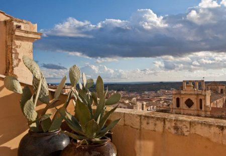 La Sicile Baroque - Villa Dorata 7 Rooms - Vue de Noto