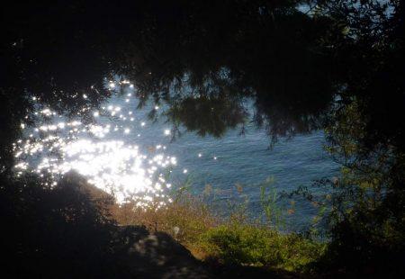 La Sicile à vélo - Crique cachée