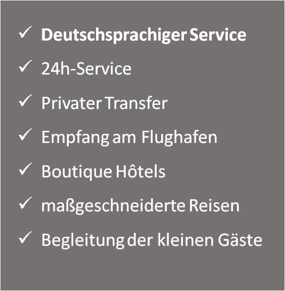 Service-leistungen
