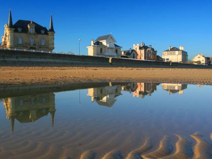la plage de Tourelle
