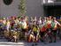 groupe de cyclotouristes