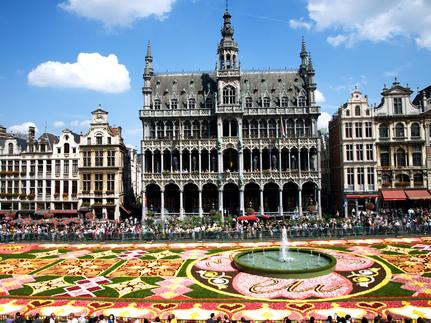 BELGIQUE et Luxembourg - Séjour en groupe - Réf 224
