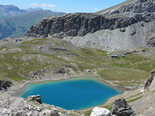 Randonnées dans les Alpes de Haute Provence - ref 259