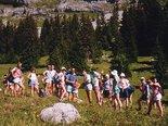Séjour randonnée dans les montagnes des Hautes-Savoie - réf 037