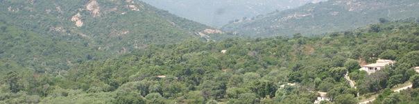 Séjour cyclotourisme en Corse - réf : 204