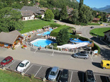 Camping au bord du Lac d'Annecy : confort et calme à petits prix ! - réf : 130