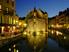 Annecy vue de nuit