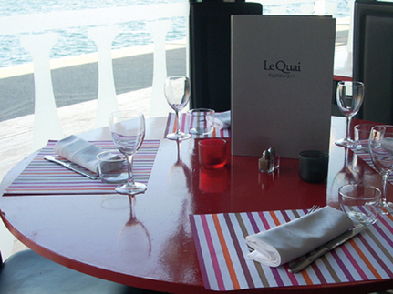 Cadeau Restaurant Hotel Corse