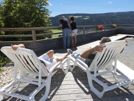 Séjour en groupe dans le bassin du Doubs - réf : 017