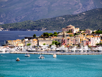 le port Saint-Florent