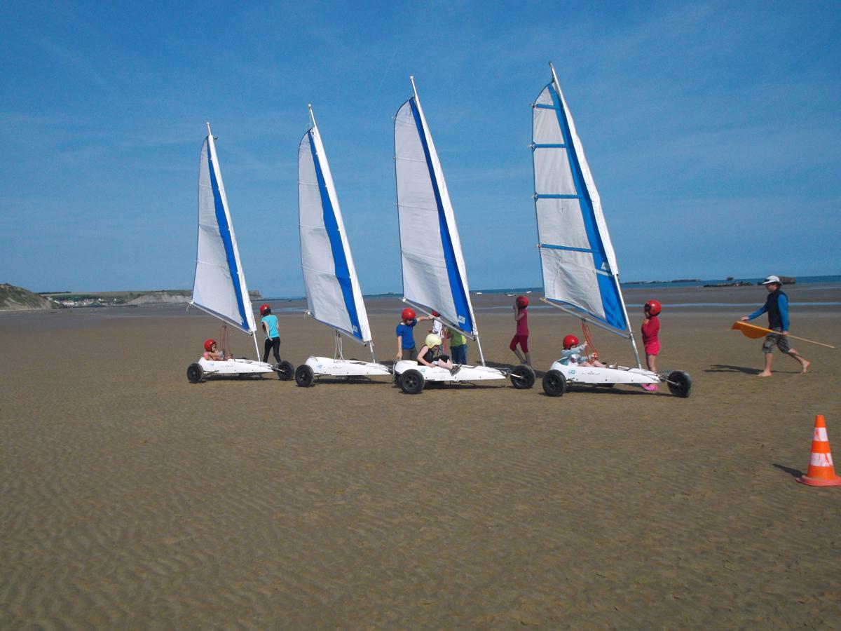 De Cabourg A Deauville Randonnee En Normandie Ref 008 Voyage Restons Groupes