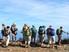 Groupe en randonnée