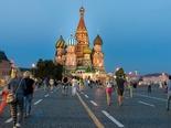 RUSSIE : de Saint Petersbourg à Moscou  - réf 366
