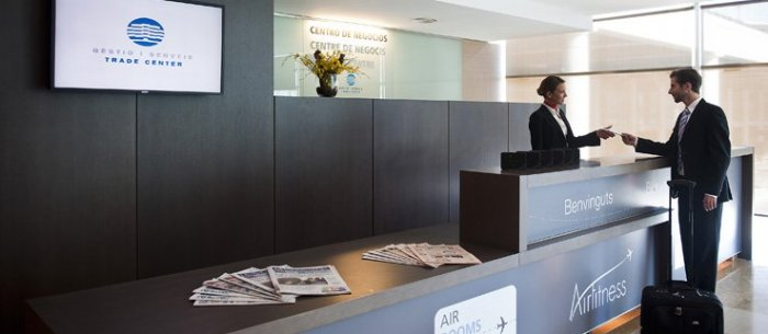Hotel Air Rooms Barcelona Airport by Premium Traveller