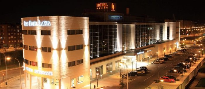 Hotel Gran Hotel Lakua