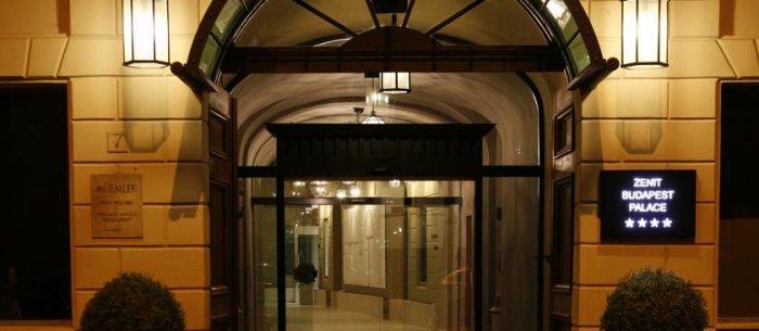 Hotel Zenit Budapest Palace Hotel