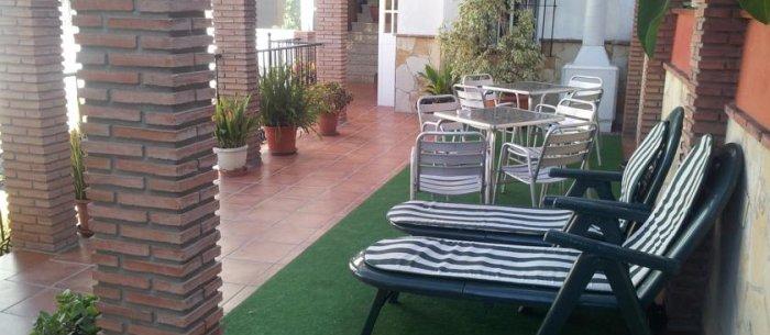 Hotel El Nogal Home