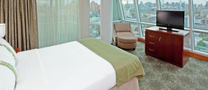 Holiday Inn Long Island City Manhattan View