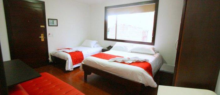 Hotel Suite Bogotá Colonial